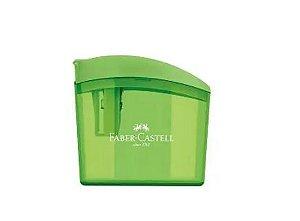 Apontador com Depósito Faber-Castell Clickbox - Faber Castell