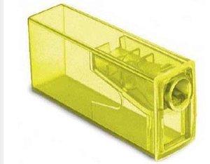 Apontador Neon Com Deposito Faber Castell