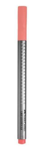 CANETA GRIP FINEPEN 0.4 ROSA CLARO FABER CASTELL