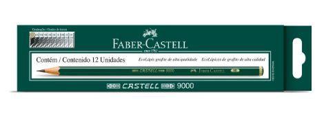 Lápis Técnico, Faber Castell 90008B, Multicor, Caixa com 12 Unidades