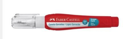 Caneta Corretiva 7ML-Faber Castell