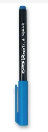 Brush Pen  Azul Ciano  NewPen