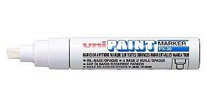 MARCADOR UNI-BALL PAINT PX 30 PERMANENTE PONTA 8.5 BRANCO