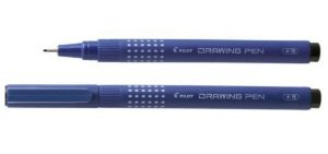 Drawing Pen 08 - Fineliner Marker pen - Black - Extra Broad Tip