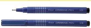 Drawing Pen 0.5 - Fineliner Marker pen - Black - Extra Broad Tip