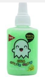 Cola Super Glow Tris com Glitter – 36 g