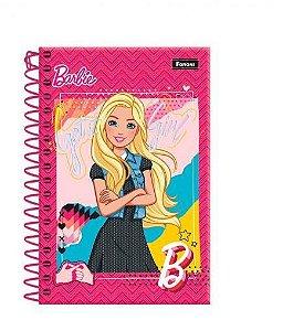 Caderneta 1/8 Barbie
