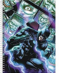 Caderno Batman 20 matérias foroni