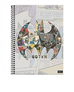 Caderno 10 matérias Batman 80 Anos