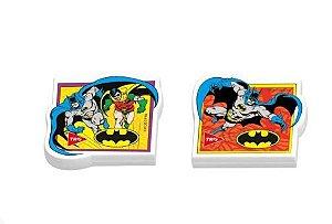 Borracha Plástica Decorada Batman Summit (Sortidas)