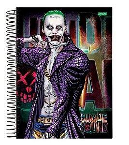 Caderno Esquadrão Suicida 1 Matéria 96 Folhas