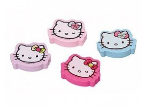 Borracha Hello Kitty (Individual) sortida