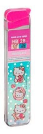 GRAFITE 0.7 HELLO KITTY ROSA