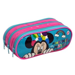 Estojo Dac Minnie Mouse 3Div