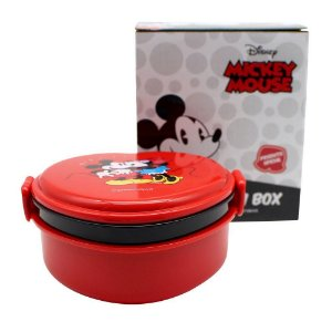 Lunch box coração mickey