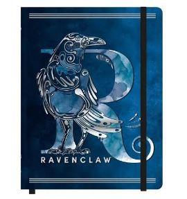 Caderneta Harry Potter Ravenclaw Grande 80 Folhas