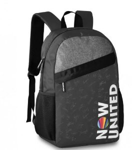 Mochila Now United (Preto)