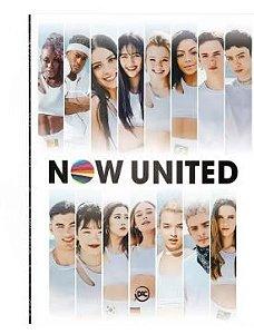 Pasta Catálogo Oficio Now United Com 10 Plasticos