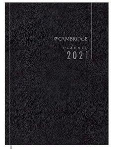 Planner Costurado Cambridge 2021 80 Fls Tilibra