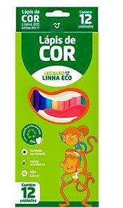 Lápis de Cor Eco 12 cores