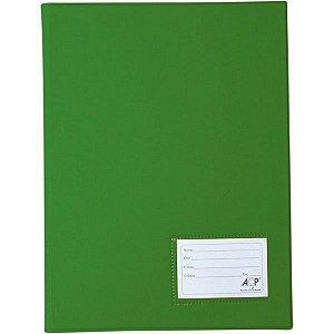 Pasta Catalogo Acp 50 Envelope Verde