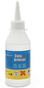Cola do Artesão /Silicone Líquido 100ml Make+