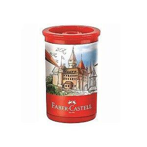 Apontador C/dep Estampa Reino - Faber Castell