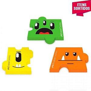 Borracha Monster Puzzle - Faber Castell