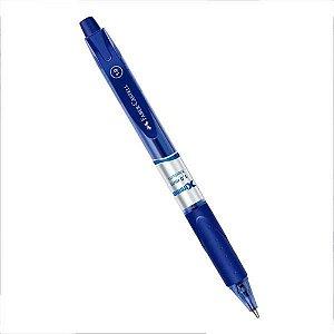 Caneta Xtreme 1,0mm Retratil Med Azul - Faber