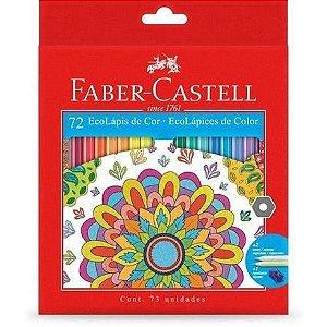 Ecolapis Cor C/72 Cores Lvm - Faber Castell