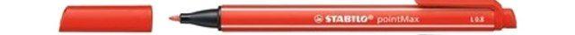 Caneta Pointmax 488/48 0,8mm Vermelho - Stabilo