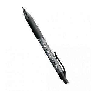 Lapiseira Poly 0,9mm Preta - Faber Castell