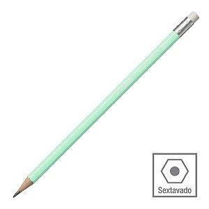 Lapis C/borracha Hb Swano Pastel Verde - Stabilo
