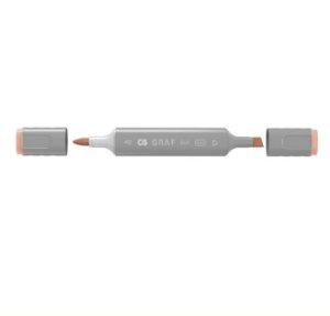 Marcador Graf Duo Brush 103 Potato Brown - Cis