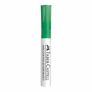 Marcador Quadro Branco Verde - Faber Castell