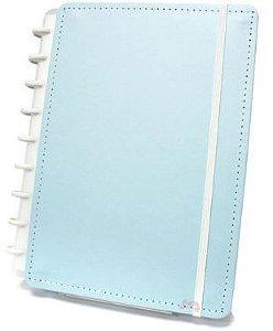 Caderno Inteligente Medio Pastel Azul-caderno Inte