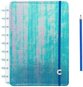 Caderno Inteligente Medio Holografico Az-caderno I