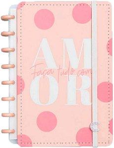 Caderno Inteligente A5 Cor De Rosa-caderno Intelig