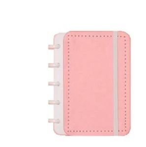 Caderno Inteligente Pequeno Pastel Rose-caderno In
