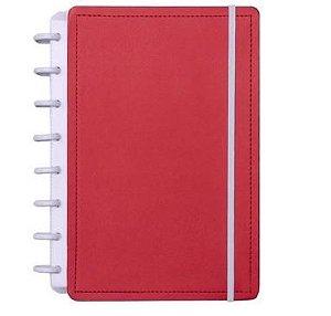 Caderno Inteligente A5 Vermelho Cereja-caderno Int
