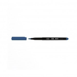 Marcador Brush Aquarelavel 04 Azul Cobalto - Cis