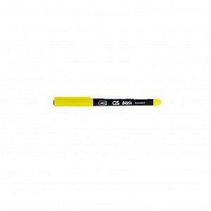 Marcador Brush Aquarelavel 26 Amarelo Claro - Cis