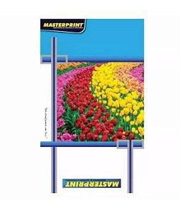 Papel Fotografico A4 200g 20f Linho - Masterprint