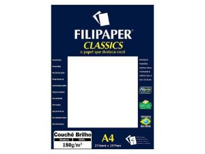 Filipaper A4 180g 50f Couche Classic - Filipaper