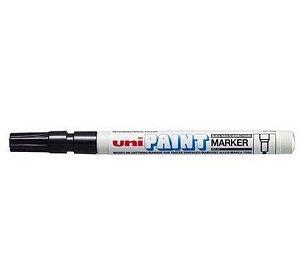 Marcador Permanente 1.2mm Paint Preto - Uni Ball