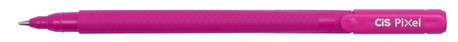 Caneta Esferografica 1,0mm Pixel Rosa - Cis