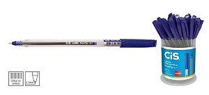 Caneta Esferografica 0,7mm Neotip Azul - Cis