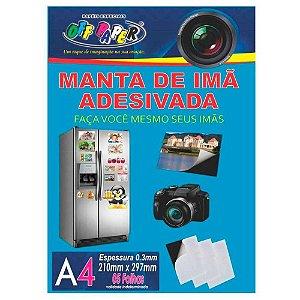 Manta Ima Adesivada A4 5fls - Off Paper