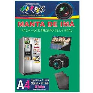 Manta Ima A4 5fls - Off Paper