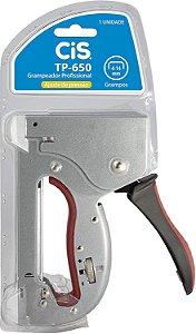 Grampeador Tapeceiro Profissional 4-14mm - Cis